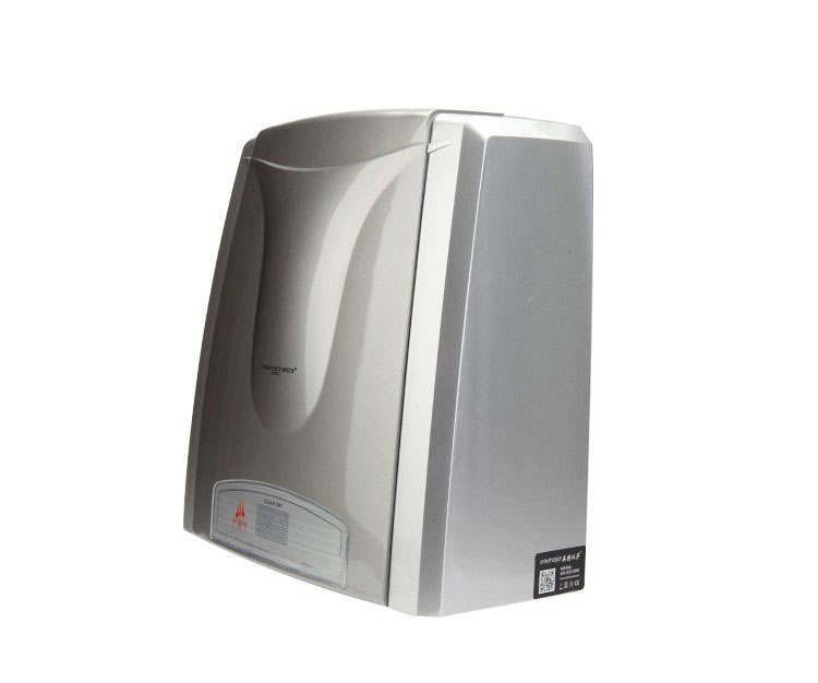 ABS UV and bright wall mounted hand dryer China quality assurance