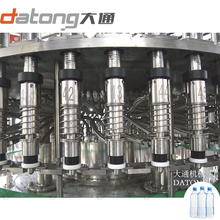 Large mineral water, purified water filling machine production line