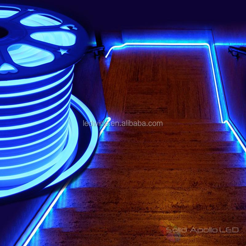 Flexible LED , UV resistant, blue colour