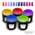 Nice design starry color gel uv nail polish tre step gel