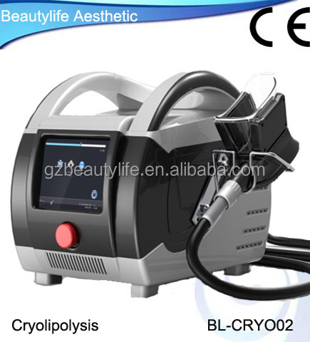 2015 cryolipolysis fat freeze slimming machine/China supplier for beauty center