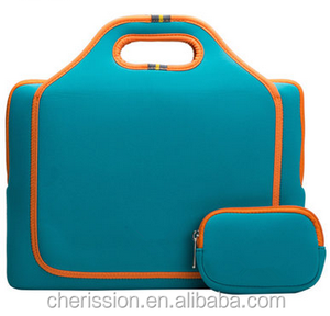 5aee32339802 Personalized neoprene laptop sleeve bag