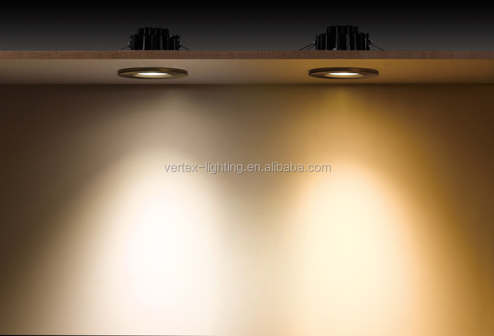 Bathroom Ceiling Downlights ip65 warm white 8w cob led bathroom ceiling lights,alumimum