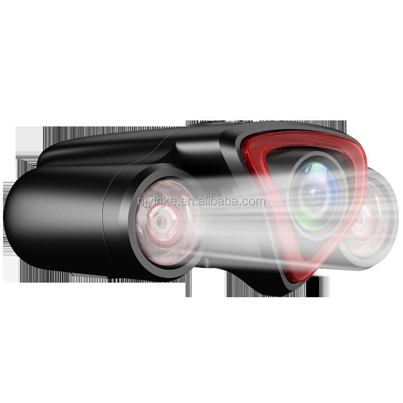 1080P su geçirmez mini açık spor kamera bisiklet bisiklet için