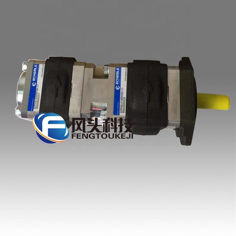 ECKERLE EIPH2-016RK00-11+EIPH2-008RP03-11 gear pump double gear pump
