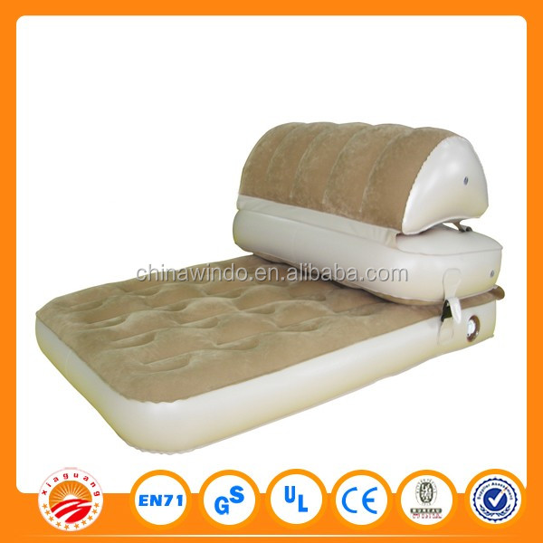 cheap outdoor inflatable air sofa