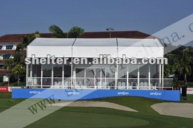 10m x 15m aluinum clear span wedding party tent used event,2008 Olympic games official supplier