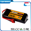 3.7V 25C 1500mah 2s 3s lipo battery for rc car helicopter airplane
