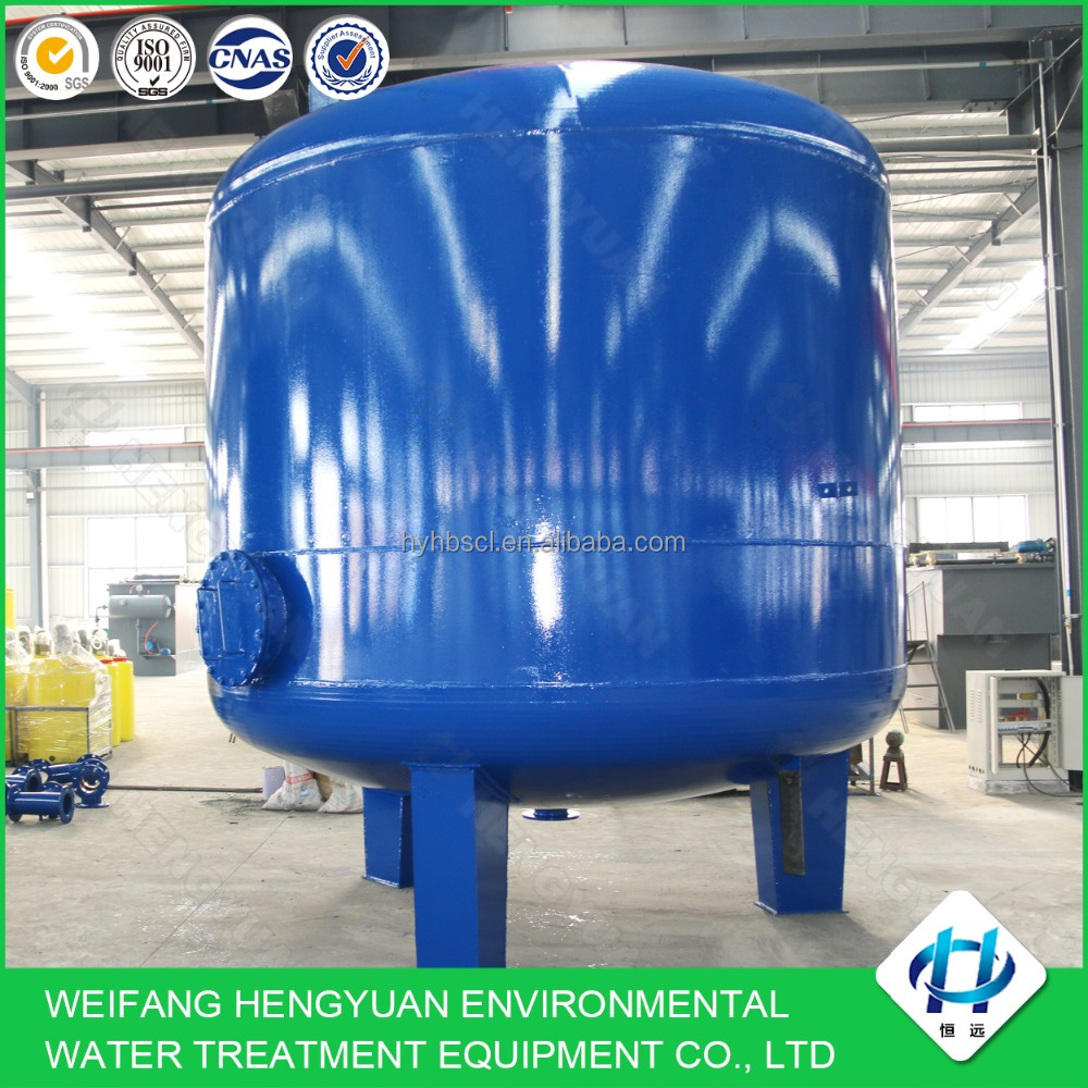 water treatment purify activated carbon filter