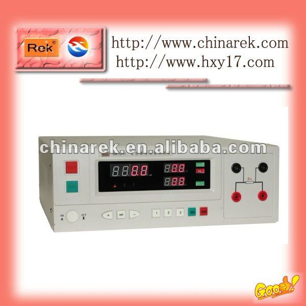 Wholesale Factory RK 7211 Rek Products SPC Grounding Resistance Tester Earth Ohm Meter