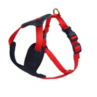 Custom Comfortable Adjustable Nylon Leather Neoprene Padded Dog Vest Harness