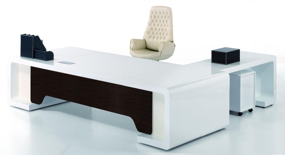 furniture office tables designs. interesting office 2015 gloss putih yang modern furniture meja kantor desain foto terbaru  with furniture office tables designs i