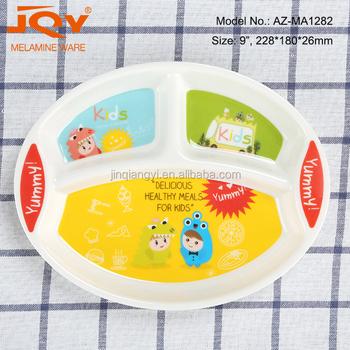 BPA free melamine baby dinner plates unbreakable kids plastic plates  sc 1 st  Alibaba & Bpa Free Melamine Baby Dinner Plates Unbreakable Kids Plastic Plates ...