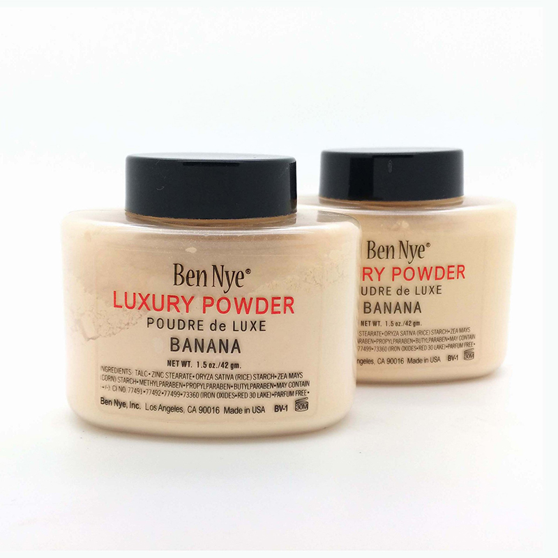 poudre luxury banana révolution