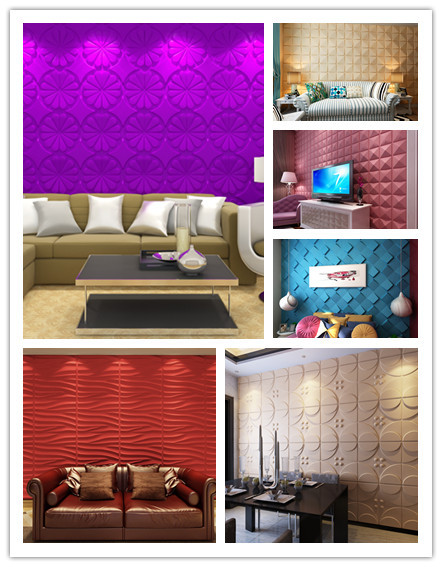 Home Decor Wal Wave Texture 3d Modern Wall Panel For Sale