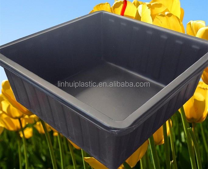 Nursery Plastic Garden Planter Pot. Other Square Tank  E9F890B2D155E1C6CDBA72CEC2B7A656