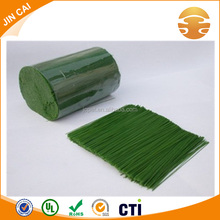 0.1mm Flexible Dark Green PVC Film For Christmas Tree