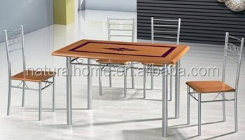Restaurant Tables And Chairs Stainless Steel Dining Table Designs Mental  Legs Cheap Wooden Dining Table And Part 54