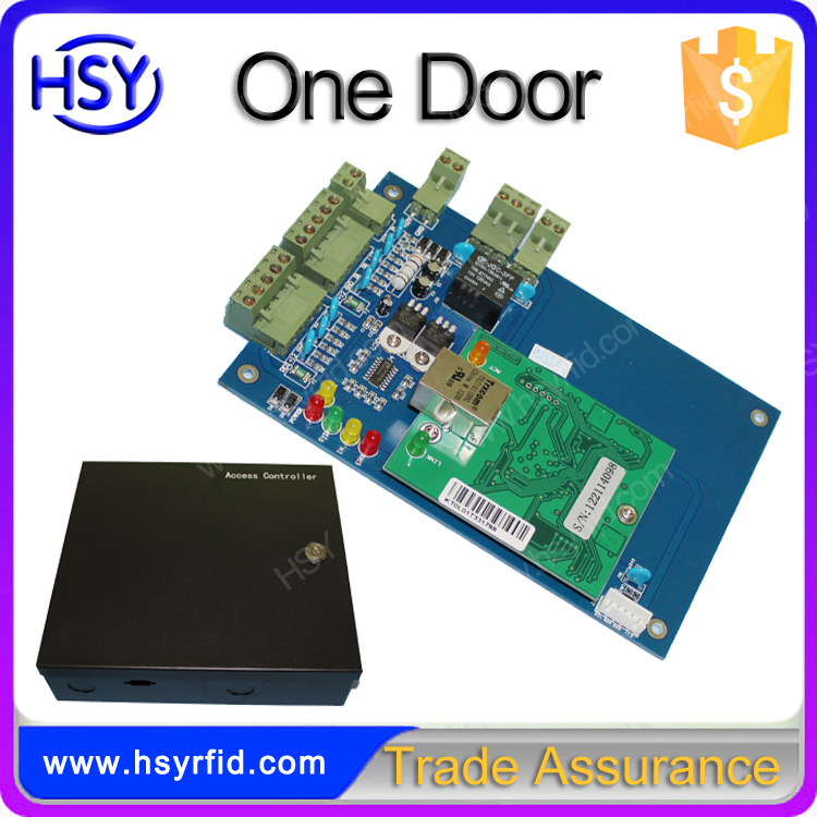 Access Control 4 Doors Access Control System C3-400 Zk Door Access Control Panel With Tcp/ip Rs232 Communication Free Software
