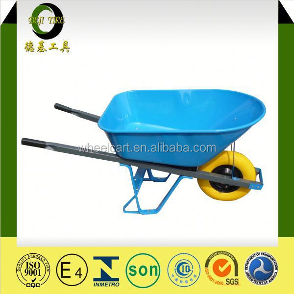 Garden plastic Wheelbarrow Made In China