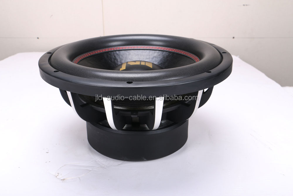15 inch Non-press paper cone with Best quality subwoofer cones speaker parts paper cone