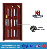Made in China steel security door iran in doors india
