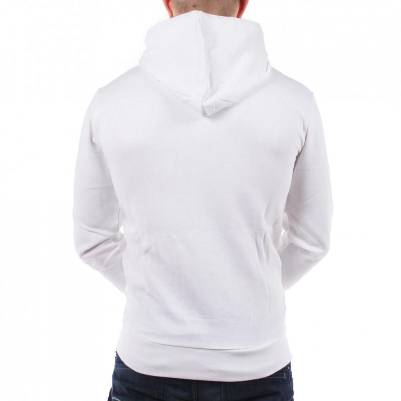 100% Cotton Plain White Workout Hoodie Wholesale - Buy 100% Cotton ...