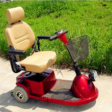 Gas powered Portatori di Handicap Scooter <span class=keywords><strong>49cc</strong></span> funzione completa triciclo BME50QZC-6C