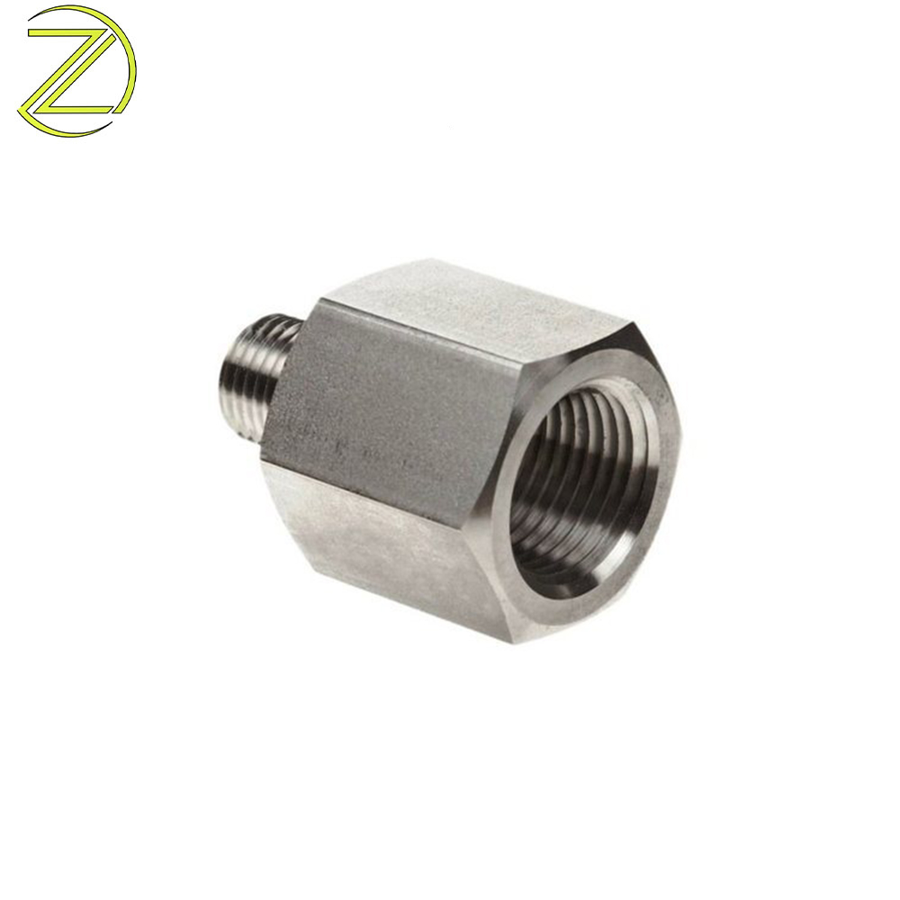 CNC turning stainless steel wire cable connector