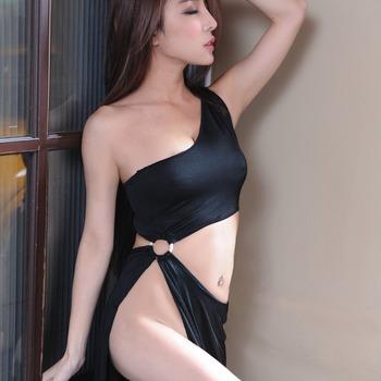 Fantasía Caliente Chica Sexy Vestido De Noche Para Las Mujeres Miel Buy Sexy Vestido De Noche Para Luna De Mielsexy Para Mujeres Vestido De