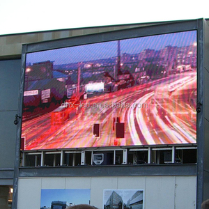 HD video P4 indoor led display screen