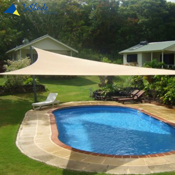 Tent With Galvanized Or Painted Steel Pole Hdpe Fabric Sun Shade