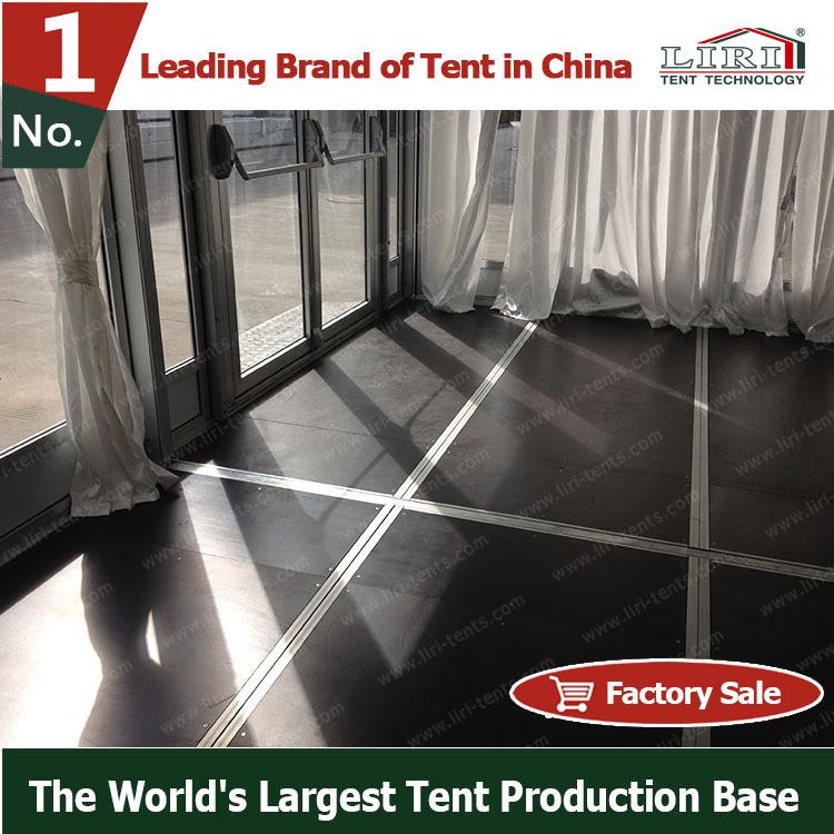 houten cassette vloer systeem tent voor outdoor feest te koop beurs tent product ID 1596121099