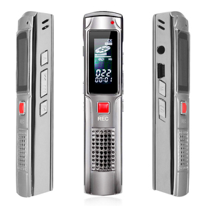 Mini Voice Recorder with USB and MP3 Player 8GB 192kbps