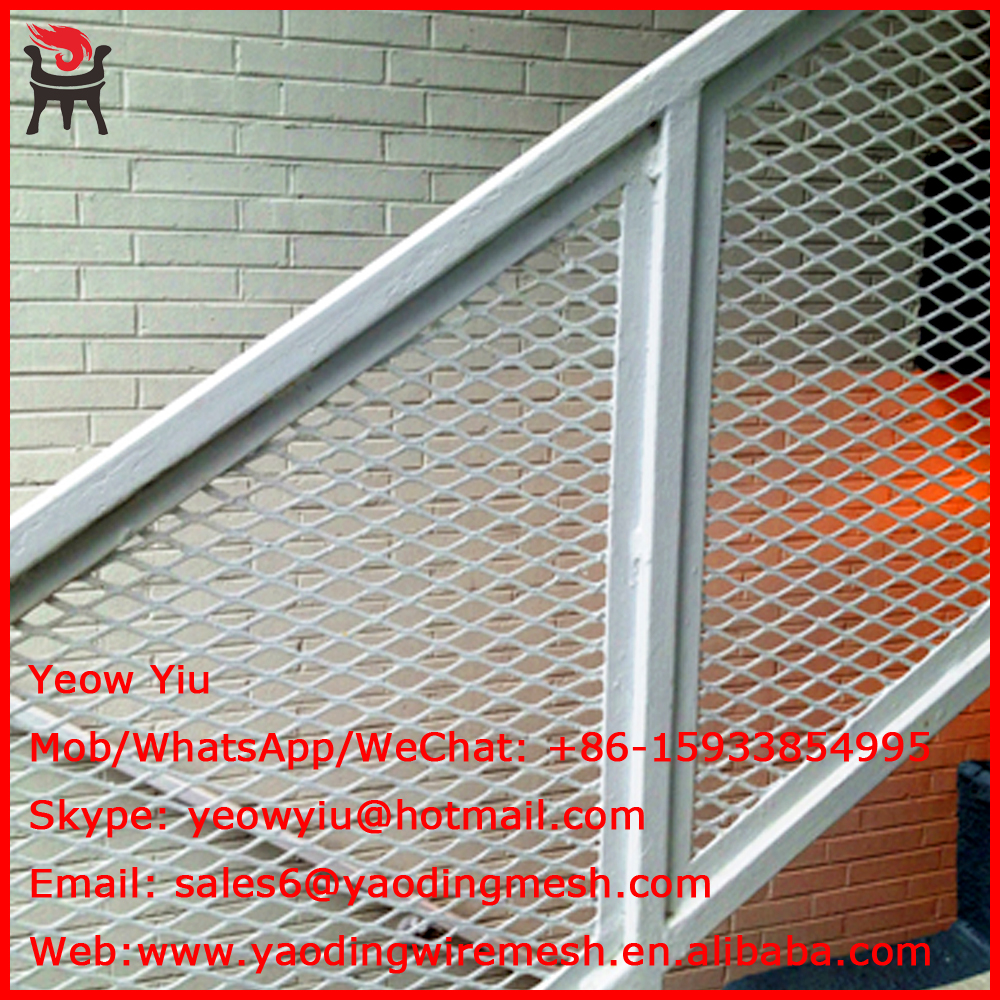 Wholesale china suppliers cheaper aluminum ornamental expanded ...
