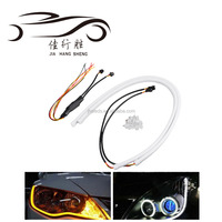 Good Quality Led Flexible DRL Led Strip 60cm Running Light Universal Led Strip 60CM Sequential DRL 12V DC