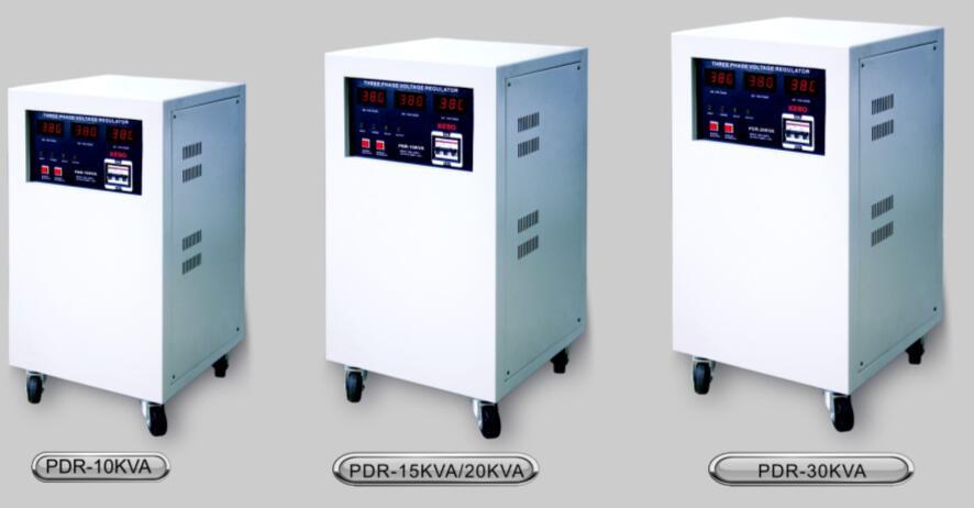 Kebo Avr 30kva Ac Automatic Voltage Stabilizer Servo Motor