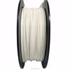 White 3D Printer Filaments 1.75mm TPE Printing Filament
