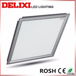High reliability Green and eco-friendly led panel square dimmable