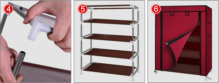 Home Furniture General Use And Bedroom Furniture Type Diy Fabric ...
