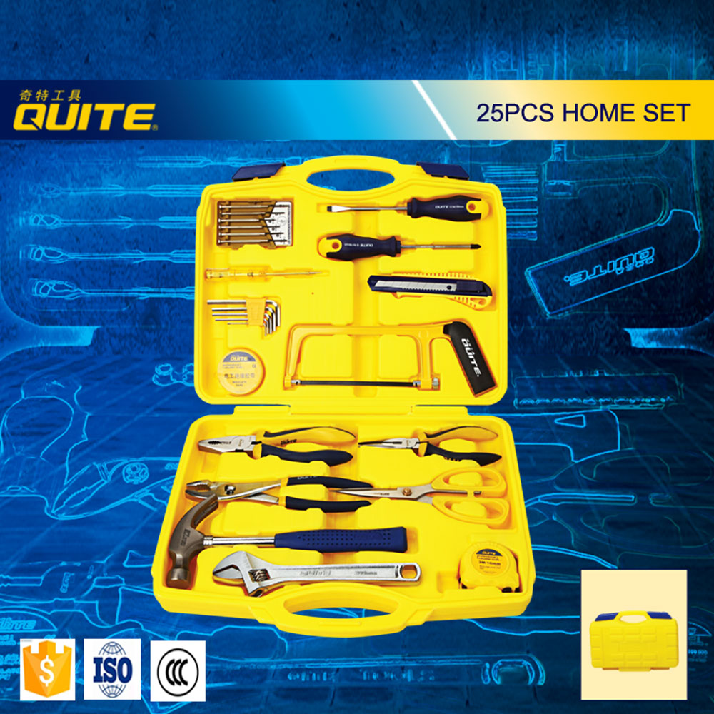 Quite tools professional tool kits made in china with variety of combinations