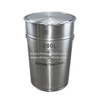 Special New Products Large Capacity Steel Closed Barrel Drum,Steel Drums Food Grade,Stainless Barrel