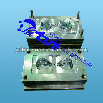 LSR injection mould , silicone medical mask,silicone baby nipple