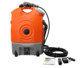 Multi functional Industrial accessories 12V DC electric high pressure washing equipment water tank cleaning machine