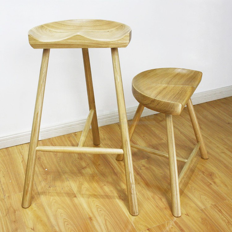Unique Danish Design Furniture Showmaker Natural 3 Legs