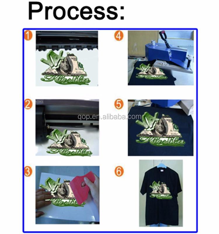 Factory Price Eco Solvent Inkjet Light Dark Heat Transfer