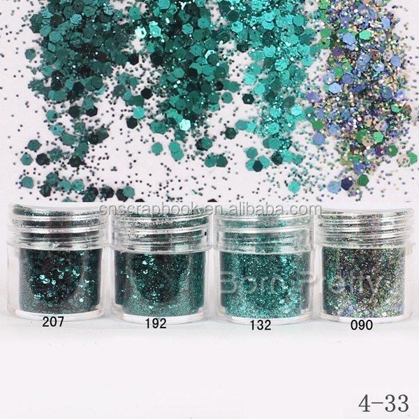 bulk metallic glitter powder kg for crafts