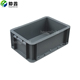 Manufacture plastic folding circulating turnover box crate for transportation