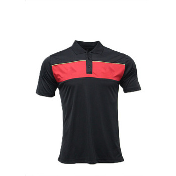 57230be9 Sublimated Men polo shirt design two color combination sports polo t shirt
