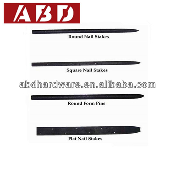 Steel Concrete Form Stakes, Steel Concrete Form Stakes Suppliers ...